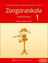 Zongoraiskola 1 (ISBN: 9790080052297)