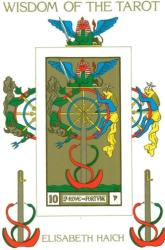 Wisdom of the Tarot (ISBN: 9780943358017)