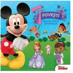 Disney Junior. 7 poveşti pentru toată săptămâna (ISBN: 9786067416183)
