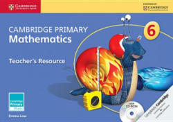 Cambridge Primary Mathematics Stage 6 Teacher's Resource with CD-ROM (2014)