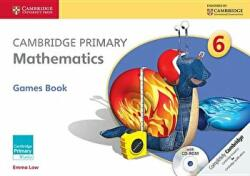 Cambridge Primary Mathematics Stage 6 Games Book with CD-ROM (2014)