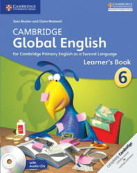 Cambridge Global English Stage 6 Learner's Book with Audio CDs (2014)