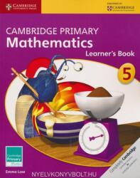 Cambridge Primary Mathematics Stage 5 Learner's Book (2014)