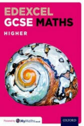 Edexcel GCSE Maths Higher Student Book (2015)