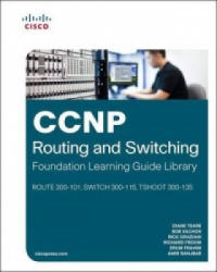 CCNP Routing and Switching Foundation Learning Guide Library - Diane Teare, Richard Froom, Erum Frahim, Amir Ranjbar, Rick Graziani, Bob Vachon (2015)
