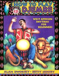 How to Play Djembe (ISBN: 9780963880147)
