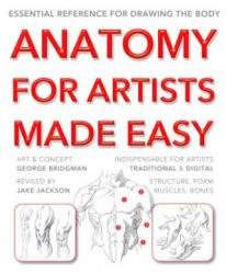 Anatomy for Artists Made Easy (2015)