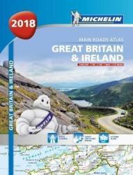 Nagy-Britannia és Írország atlasz - Michelin (2015)