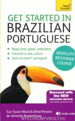 Get Started in Brazilian Portuguese Absolute Beginner Course - (ISBN: 9781444198539)