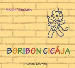 Boribon cicája (ISBN: 9789634100706)