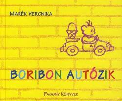 Boribon autózik (ISBN: 9789634100577)