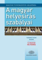 A magyar helyesírás szabályai (2015)