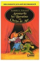 AVENTURILE LUI BURATINO sau CHEITA DE AUR (ISBN: 9786068668604)