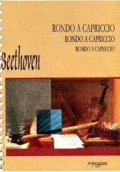 Rondo A Capriccio - Beethoven (ISBN: 9789739924979)