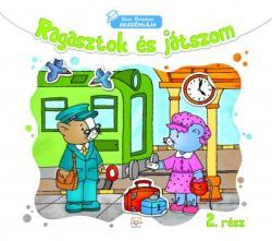 Ragasztok és játszom 2. rész (ISBN: 9789639962156)