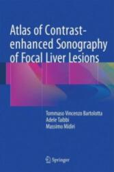 Atlas of Contrast-enhanced Sonography of Focal Liver Lesions - Tommaso Vincenzo Bartolotta, Adele Taibbi, Massimo Midiri (2015)