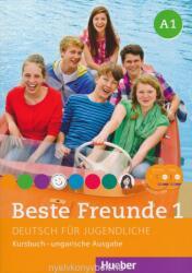 Beste Freunde 1 - Deutsch für Jugendliche - Kursbuch mit Audio CDs - ungarische Ausgabe (ISBN: 9783191010553)