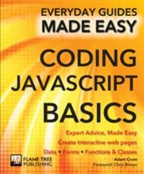 Coding JavaScript Basics - Expert Advice, Made Easy (2015)