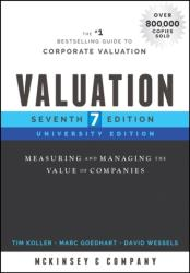 Valuation: Measuring and Managing the Value of Companies (2015)