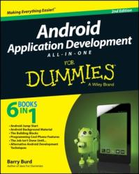 Android Application Development All-in-One For Dummies (2015)