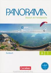 Panorama - Deutsch als Fremdsprache A1 Kursbuch mit interaktiven Übungen (ISBN: 9783061204822)