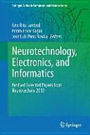 Neurotechnology, Electronics, and Informatics (2015)