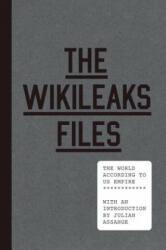 WikiLeaks Files - Wikileaks, Julian Assange (2015)