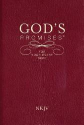 God's Promises for Your Every Need, NKJV (ISBN: 9781404186651)