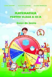 Matematică. Clasa III. Caiet de lucru (ISBN: 9786065747555)