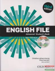 English File 3E Advanced Student's Book (ISBN: 9780194502399)