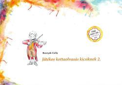 Játékos kottaolvasás kicsiknek 2 (ISBN: 9790801666246)