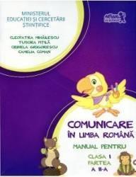 Comunicare in lb romana. Clasa a 1-a. Partea II (ISBN: 9786067101263)