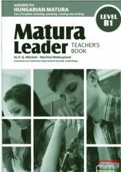 Matura Leader B1 Teacher's Book (ISBN: 9786180500035)