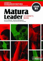 Matura Leader Level B1 Student's Book with Audio CD (ISBN: 9789605739089)