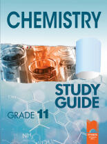 Chemistry. Study Guide. Grade 11 (0000)