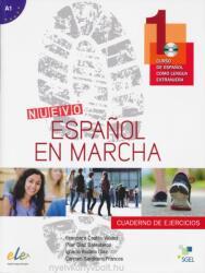 Nuevo Espanol en Marcha 1 : Exercises Book + CD - Level A1 (ISBN: 9788497783743)