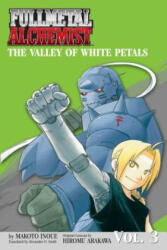 Fullmetal Alchemist, Volume 3: The Valley of White Petals (ISBN: 9781421504025)