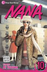 Nana, Vol. 10 - Ai Yazawa (ISBN: 9781421517469)
