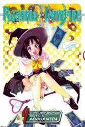 Rosario+Vampire, Vol. 4 - Akihisa Ikeda (ISBN: 9781421519067)