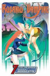 Rosario+Vampire, Vol. 4 - Akihisa Ikeda (ISBN: 9781421519098)