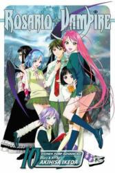 Rosario+Vampire, Vol. 10 - Akihisa Ikeda (ISBN: 9781421523552)