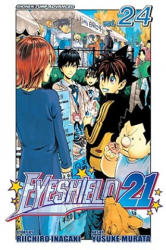 Eyeshield 21, Vol. 24 (ISBN: 9781421523934)