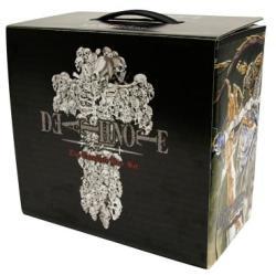 Death Note Complete Box Set - Tsugumi Ohba (ISBN: 9781421525815)