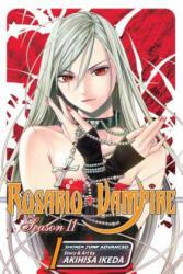 Rosario+Vampire: Season II, Vol. 1 - Akihisa Ikeda (ISBN: 9781421531366)