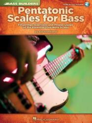 Pentatonic Scales for Bass - Ed Friedland (ISBN: 9781423477969)