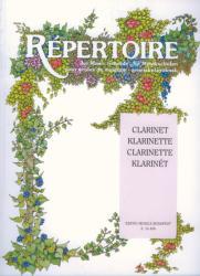 RÉPERTOIRE ZENEISKOLÁSOKNAK KLARINÉT (ISBN: 9786300159716)