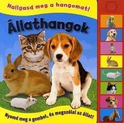 Állathangok (ISBN: 9789634456872)