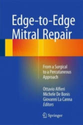 Edge-to-Edge Mitral Repair - From a Surgical to a Percutaneous Approach (2015)