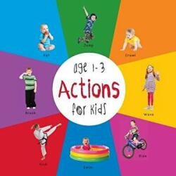 Actions for Kids age 1-3 (Engage Early Readers - A R Roumanis (2015)