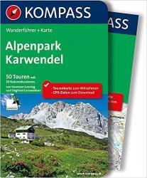 KK 5660 Alpenpark Karwendel túrakalauz+térkép (ISBN: 9783850269513)